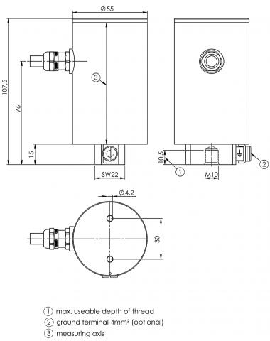 Small-Transmitter/Ex (hol660) | holthausen-elektronik.de