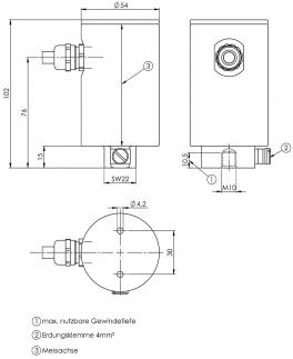 Small-Transmitter-Ex-i_M-10 Zeichnung